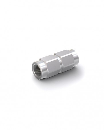 """Rückschlagventil Stahl verzinkt - IG G 1/2"""" / IG G 1/2"""" - max. 300 bar - DN 12 mm"""