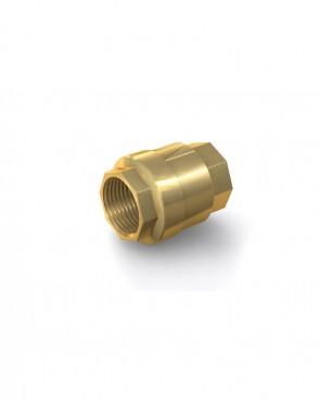 "Rückschlagventil Messing - IG G 1 1/2"" / IG G 1 1/2"" - max. 25 bar - DN 40 mm"