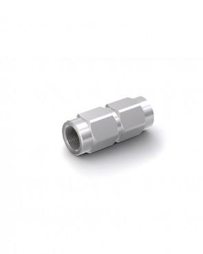 """Rückschlagventil Stahl verzinkt - IG G 1 1/4"""" / IG G 1 1/4"""" - max. 300 bar - DN 31 mm"""